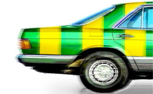 Milieuzone dieselauto's