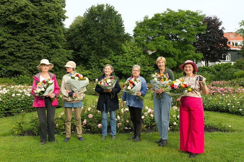 Bezoek het Rosarium en stem op jouw favoriete roos!